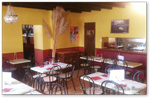 Photos of the Restaurant Le Saint-Hubert of Briare - Restaurant dining room (capacity : 40 people)